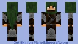 Dunedain Ranger Minecraft Skin