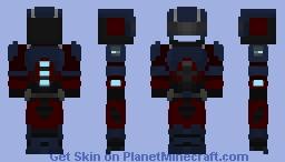Atom CW Minecraft Skin