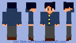 Dylan - Completely human Minecraft Skin