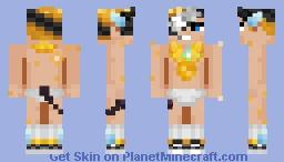 Gaia Online | Teh Bill Minecraft Skin