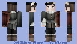 [LotC] A Mellowed Cavalier Minecraft Skin