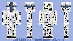 Puppet Man Minecraft Skin