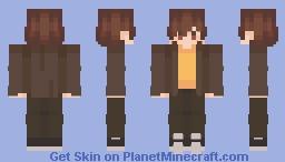 wilbur soot Minecraft Skin