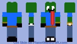 cringe Minecraft Skin