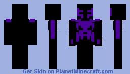 Spiderman 2099 super power warriors Minecraft Skin
