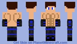 mine Minecraft Skin