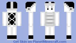 Oreo Bro Minecraft Skin
