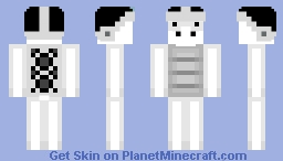 Crumble Bro Minecraft Skin