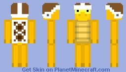 Brownie Bro Minecraft Skin