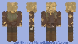 Ludwig - Not For Public Use Minecraft Skin