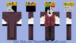 //VAMPIREBOO// Minecraft Skin