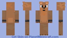 Bear normal Minecraft Skin