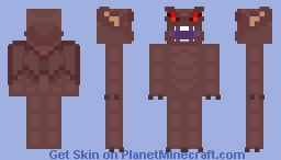 Tales From Vader's Castle: Ravna Lord of Darkness Minecraft Skin