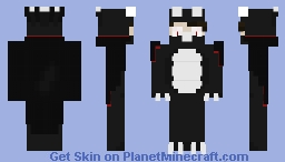 "Scary Dino #3 ""Vampire Dino"" Minecraft Skin"