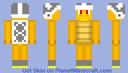 Army Hammer Bro Minecraft Skin
