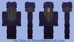 Big nose wizard Minecraft Skin