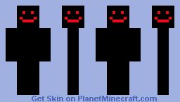 4 face Minecraft Skin