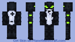 Buzzshock - Ben 10 Minecraft Skin