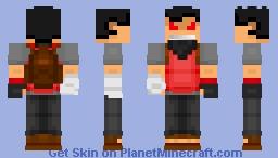 Mad Gangster Minecraft Skin