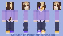 a funny skin Minecraft Skin