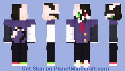 ranboo :D Minecraft Skin
