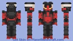 Amon | Devilman Crybaby Minecraft Skin