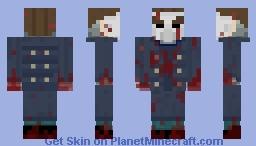 Vindicator Michael Myers Evento Halloween Minecraft Skin