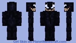 Venom - Eddie Brock Minecraft Skin