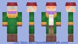 Eleven Men | Jojo's Bizarre Adventure Part 7 : SBR Minecraft Skin