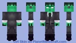 Frankenstein's Monster Minecraft Skin