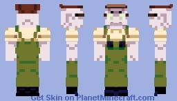 Eustace Bagge Minecraft Skin