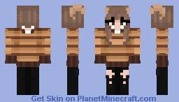 origins!toki (goat hybrid) Minecraft Skin