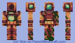 Cyclops [PBL Preliminary] Minecraft Skin