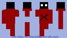 The Hex Minecraft Skin
