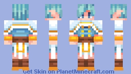 Dangthatsalongname Minecraft Skin