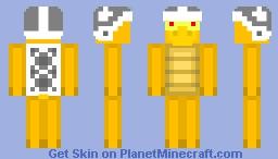 Army Sledge Bro Minecraft Skin