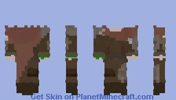 A Day Out at Work | LOTC Minecraft Skin
