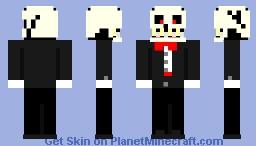 Day 18 Skull Minecraft Skin