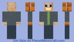 Peanut Butter Jelly Man Minecraft Skin