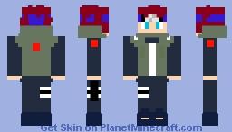 🍥🍙 Azipa Uzumaki Shinobi 🍥🍙 Minecraft Skin