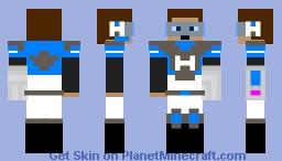 yeeeeeeet Minecraft Skin