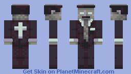 The Reverend [SSPBL S2 R1] Minecraft Skin
