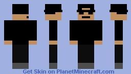 admin Minecraft Skin