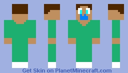 Me if i am in squid game Minecraft Skin