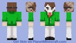 Jschlatt dream Minecraft Skin