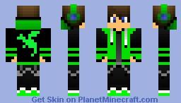 CoolGuy75 - My Minecraft skin from 2016 Minecraft Skin