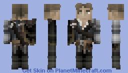 [LOTC] Boy Vagabond Minecraft Skin