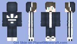 Fearless - Alter Ego Minecraft Skin