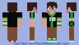Ben 10   Monster Face   OV Minecraft Skin