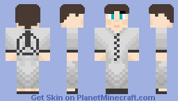 Cameron The Crusader (SCP-2241) Minecraft Skin
